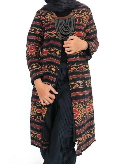 Model Baju Batik Blazer Model Baju Terbaru 2019