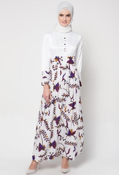 150 Model Baju Batik Terbaru 2019 Wanita Pria