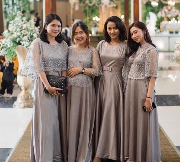 Model Gaun Untuk Pesta Pernikahan
